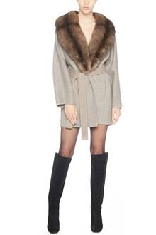 GIULIANA TESO sable fur coat