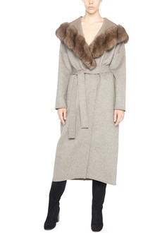GIULIANA TESO sable fur coat