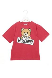 MOSCHINO t-shirt logo