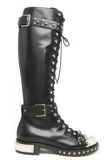 ALEXANDER MCQUEEN 'hobnail' boots