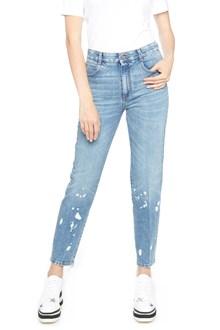 STELLA MCCARTNEY bleached details jeans
