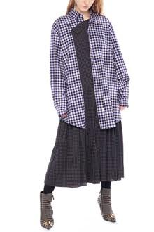 BALENCIAGA patchwork dress