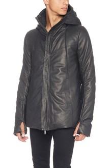 10SEI0OTTO leather parka jacket