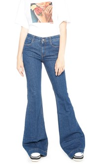 STELLA MCCARTNEY 'seventies flared' jeans