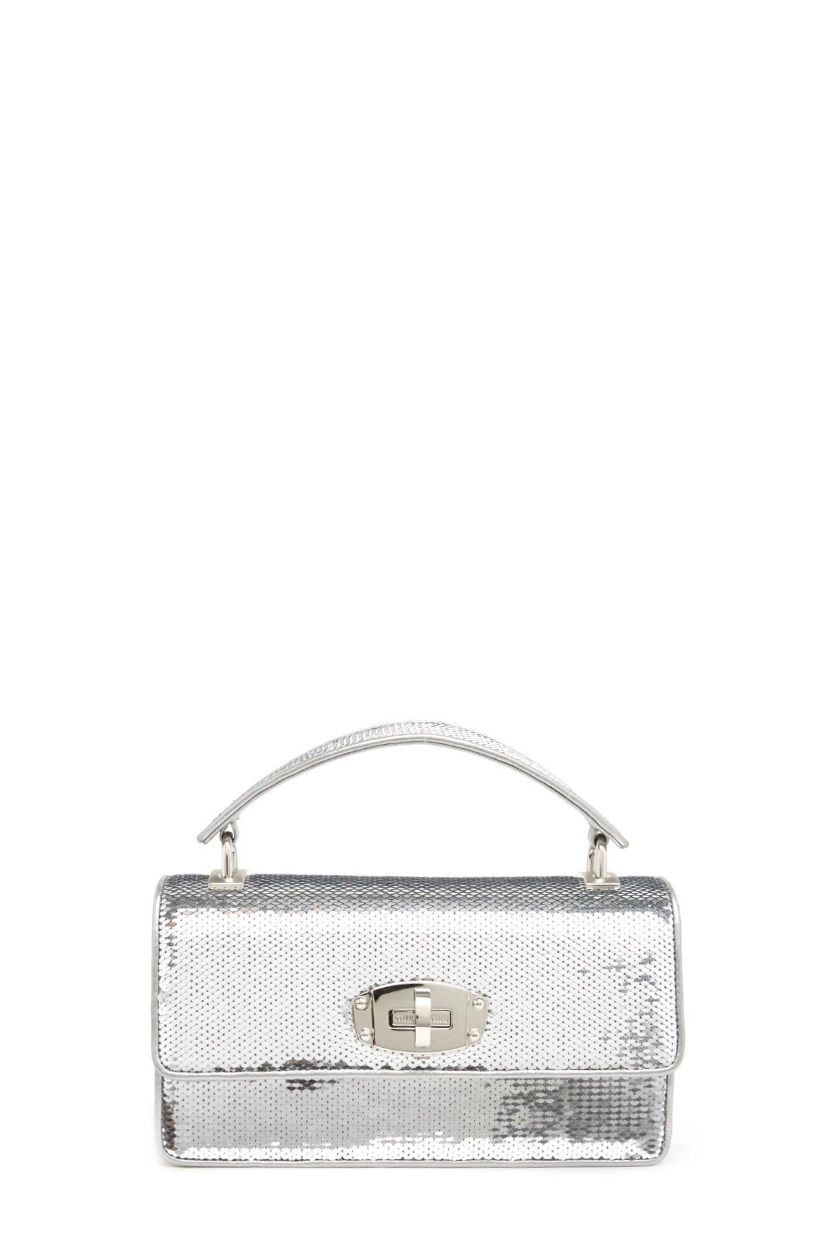 miu miu sequins hand bag available on julian-fashion.com - 54129 8e76589b68