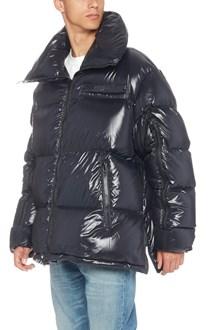 CALVIN KLEIN 205 W39 NYC oversize down jacket
