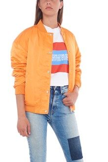CALVIN KLEIN JEANS nylon bomber jacket
