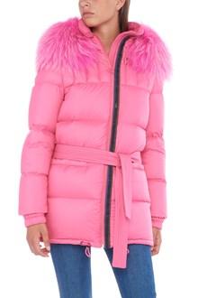 MR & MRS ITALY murmasky fur down jacket