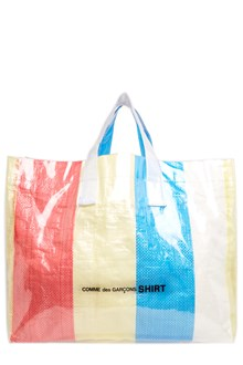 COMME DES GARCONS SHIRT 'pic nic' tote