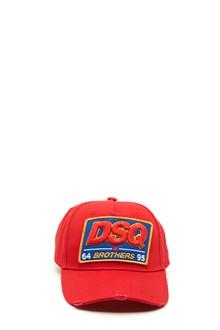 DSQUARED2 cappellino 'dsq'