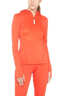 ADIDAS BY STELLA MCCARTNEY felpa con cappuccio zip-up