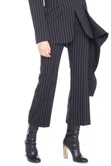 ALEXANDER MCQUEEN pinstripes pants