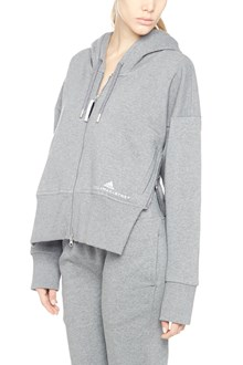 ADIDAS BY STELLA MCCARTNEY felpa con cappuccio zip