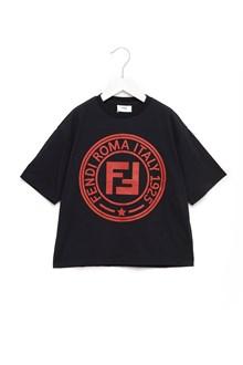 FENDI t-shirt logo