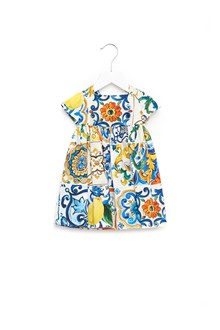 DOLCE & GABBANA coulotte dress
