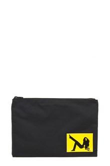 Calvin Klein Jeans Est. 1978 bag from calvin klein jeans: nylon logo clutch