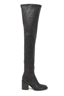 ANN DEMEULEMEESTER quissard boots