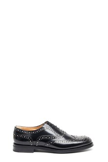 CHURCH'S 'burwood' lace up shoes