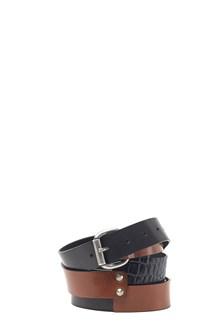 NUDE double belt
