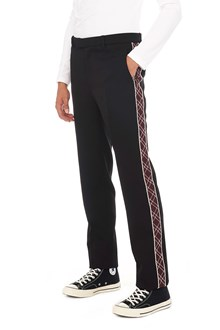 CALVIN KLEIN 205 W39 NYC sides tape pants