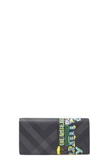 BURBERRY 'cavendish' wallet