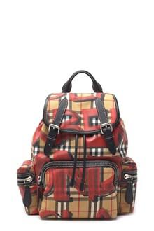 BURBERRY zaino 'rucksack md'