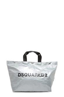 DSQUARED2 logo tote