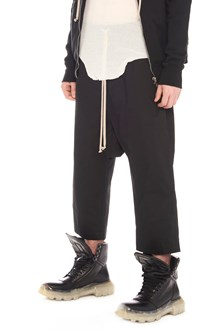 DRKSHDW pantalone 'drawstring cropped'