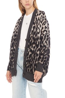 STELLA MCCARTNEY animalier cardigan