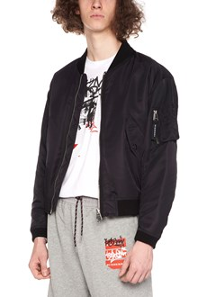 BURBERRY 'hambledon' bomber jacket