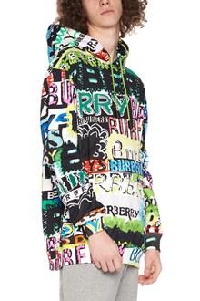 BURBERRY 'harrington' hoodie