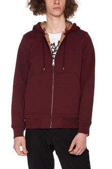 BURBERRY 'fordson' hoodie