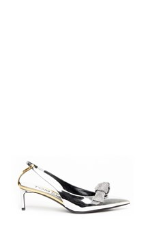 TOM FORD 'knot mirror' pumps