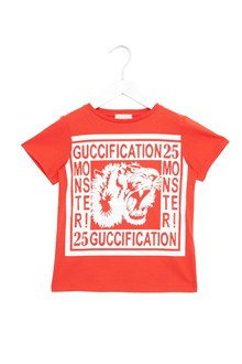 GUCCI 'guccifications' t-shirt