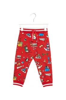 DOLCE & GABBANA printed sweatpants