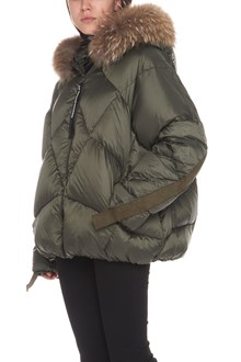 AS65 oversize down jacket