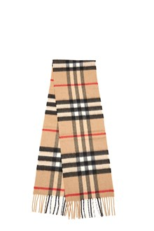 BURBERRY sciarpa check