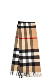 BURBERRY 'halm mega check' scarf