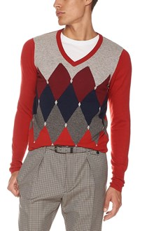 BALLANTYNE maglione rombi