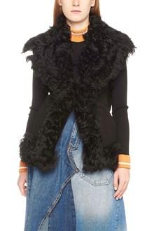 LOEWE shearling vest