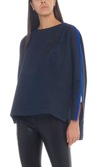 DI.LA3 PARI' neoprene sweatshirt