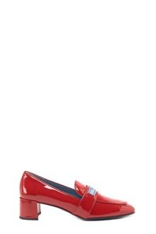 PRADA 'etiquette' loafers