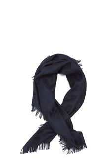 GUCCI sciarpa logo