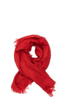 GUCCI logo scarf