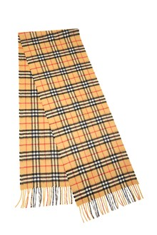 BURBERRY 'vintage icon' scarf