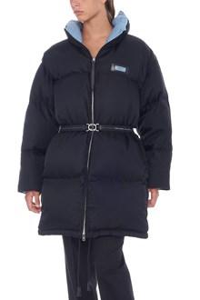 PRADA LINEA ROSSA coulisse down jacket