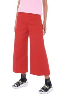 MSGM coulotte jeans