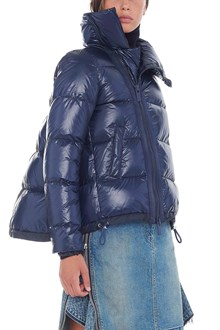 SACAI basic down jacket