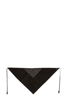 SAINT LAURENT eyelets bandana