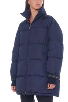 PRADA LINEA ROSSA midi down jacket